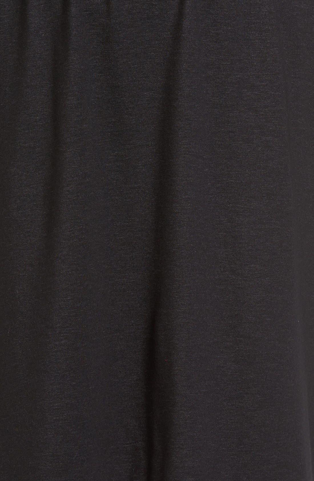 Alternate Image 5  - Nordstrom Men's Shop Cotton Blend Robe
