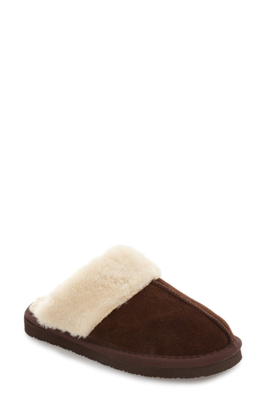Minnetonka Mule Slipper (Women)