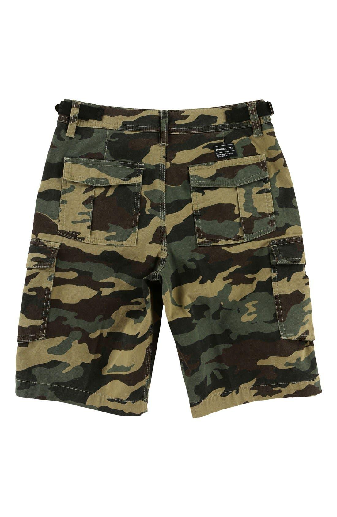 Alternate Image 2  - O'Neill El Toro Cargo Shorts (Big Boys)