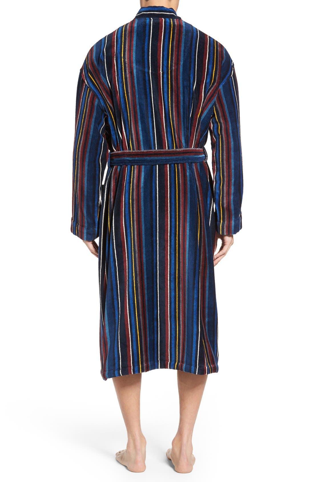 Alternate Image 2  - Majestic International Terry Cotton Robe