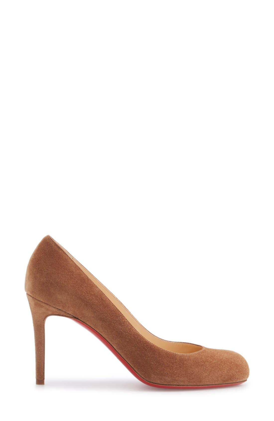 Alternate Image 4  - Christian Louboutin Simple Pump