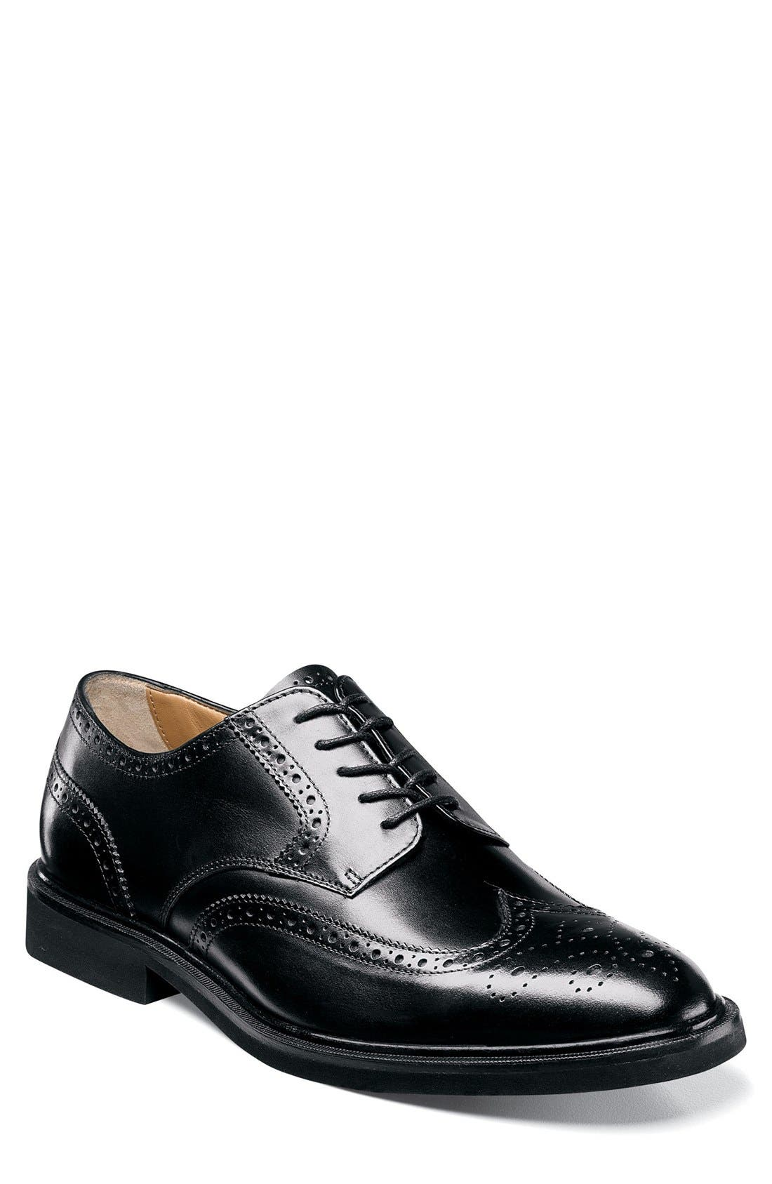 Alternate Image 1 Selected - Florsheim Hamilton Wingtip (Men)
