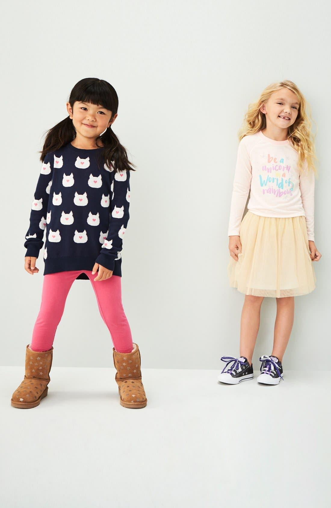 Alternate Image 2  - Tucker + Tate 'Core' Leggings (Toddler Girls, Little Girls & Big Girls)