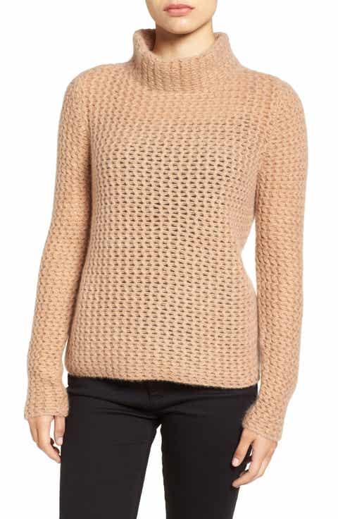 camel sweater | Nordstrom