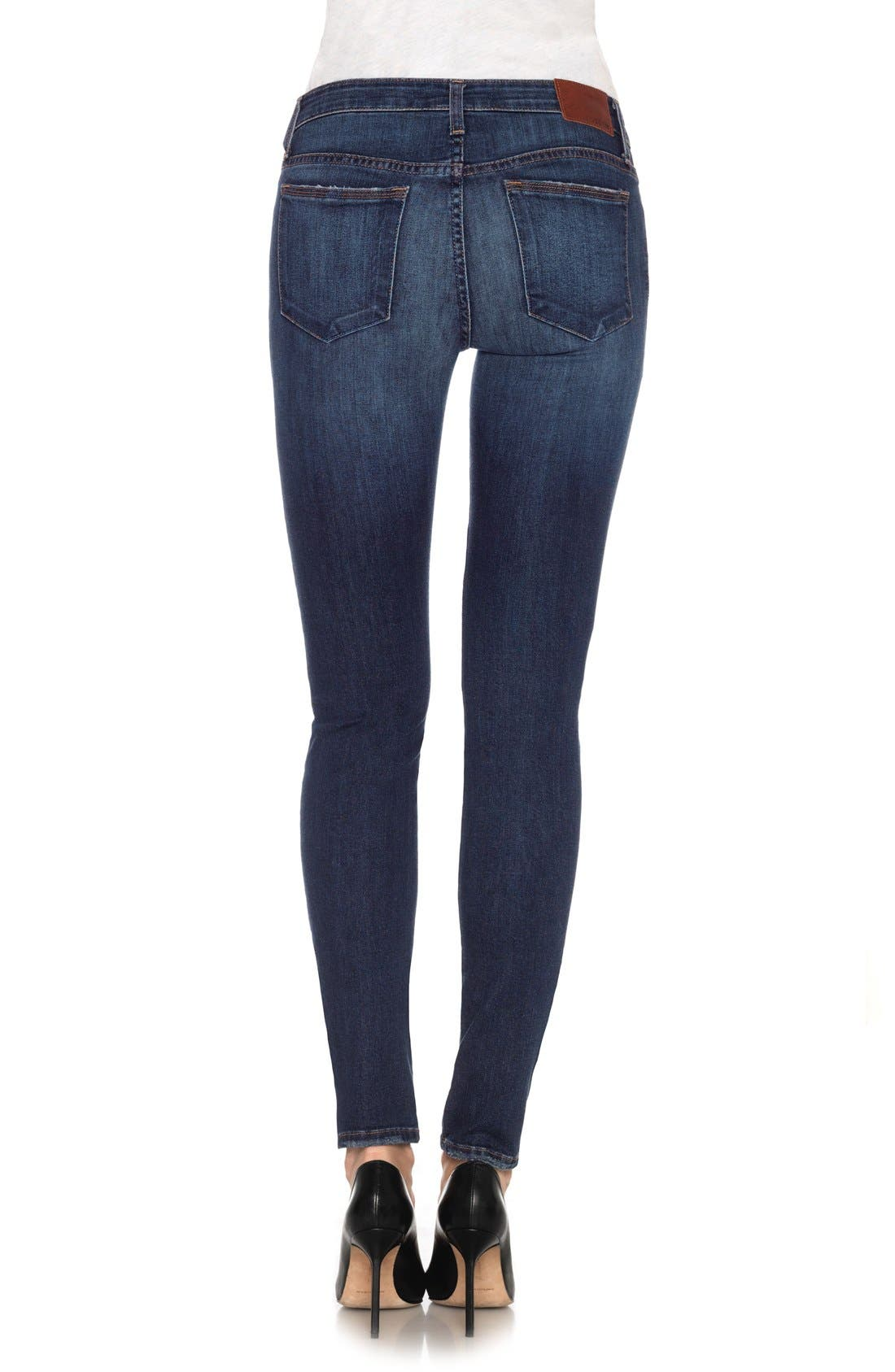 Alternate Image 2  - Joe's Icon Skinny Jeans (Lyla)