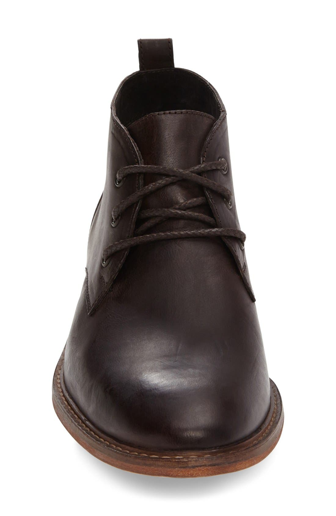Prove Out Chukka Boot,                             Alternate thumbnail 4, color,                             Brown Leather