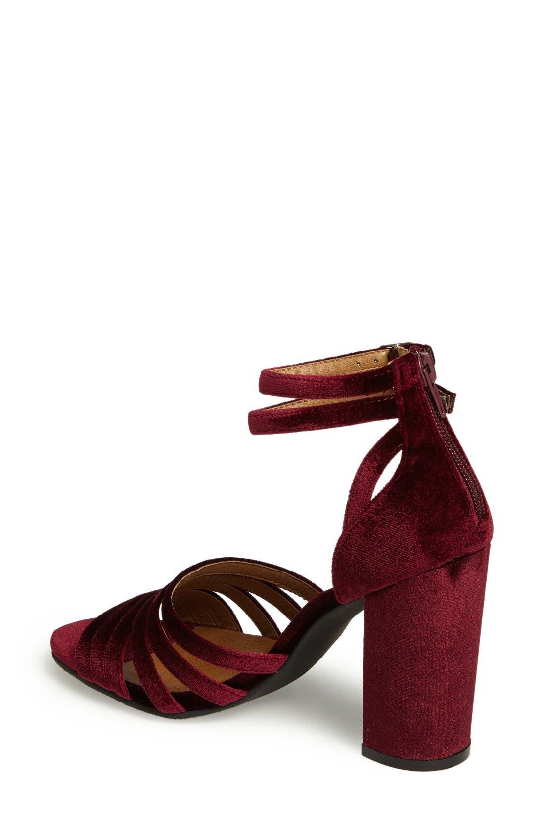 Alternate Image 2  - BP. Gaby Ankle Strap Sandal (Women)