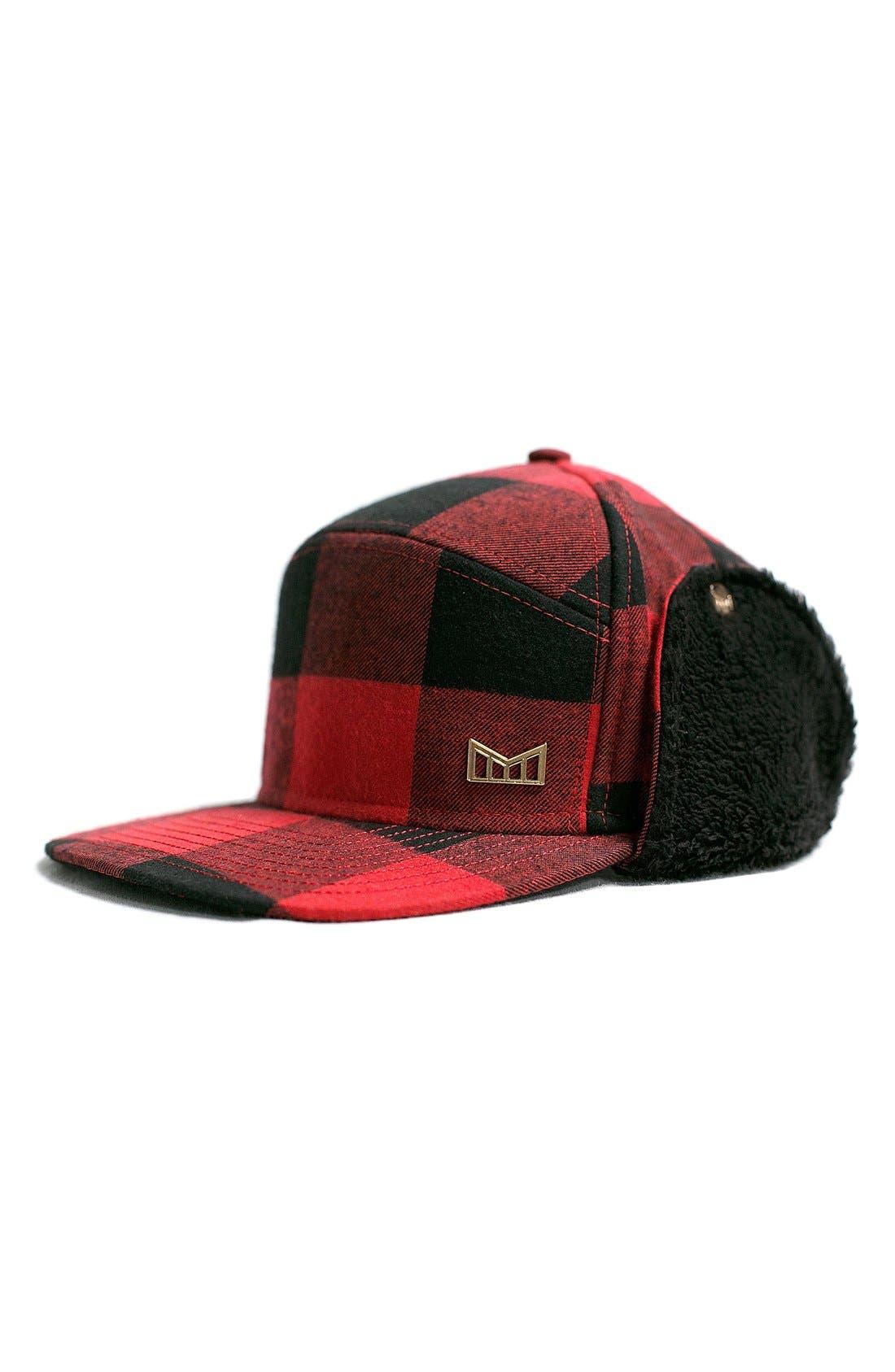 MELIN Lumberjack Snapback Cap