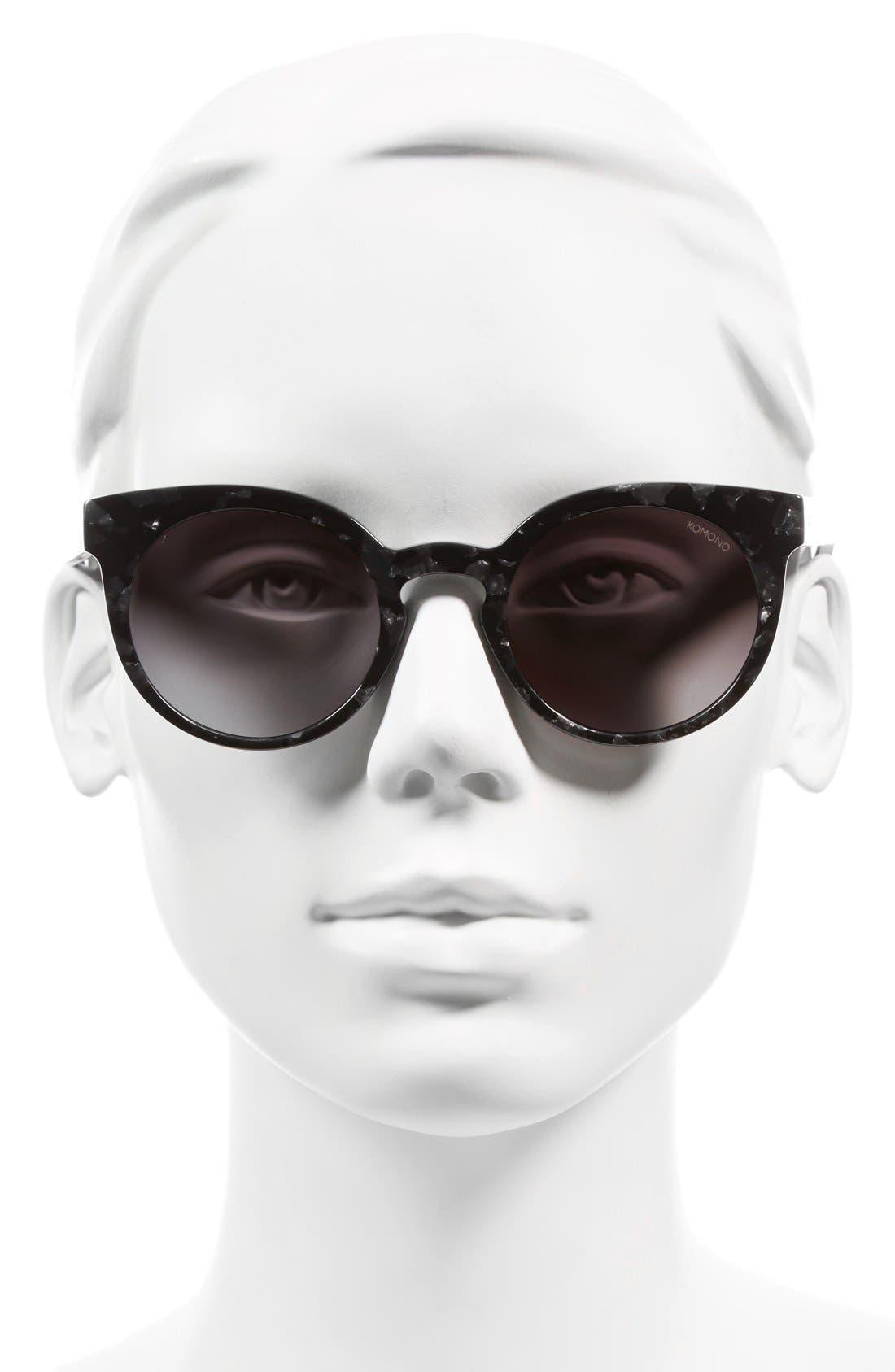 Alternate Image 2  - Komono Lulu 48mm Sunglasses