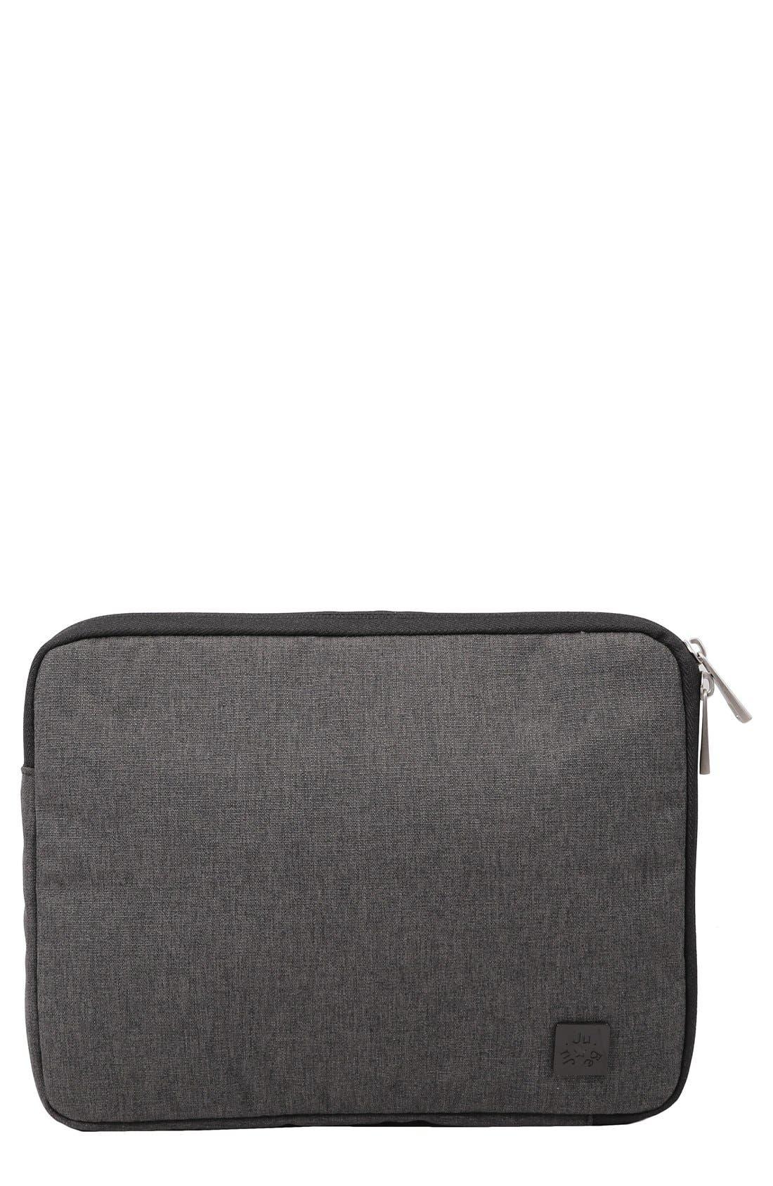 Micro Tech Tablet Case,                             Main thumbnail 1, color,                             Chrome