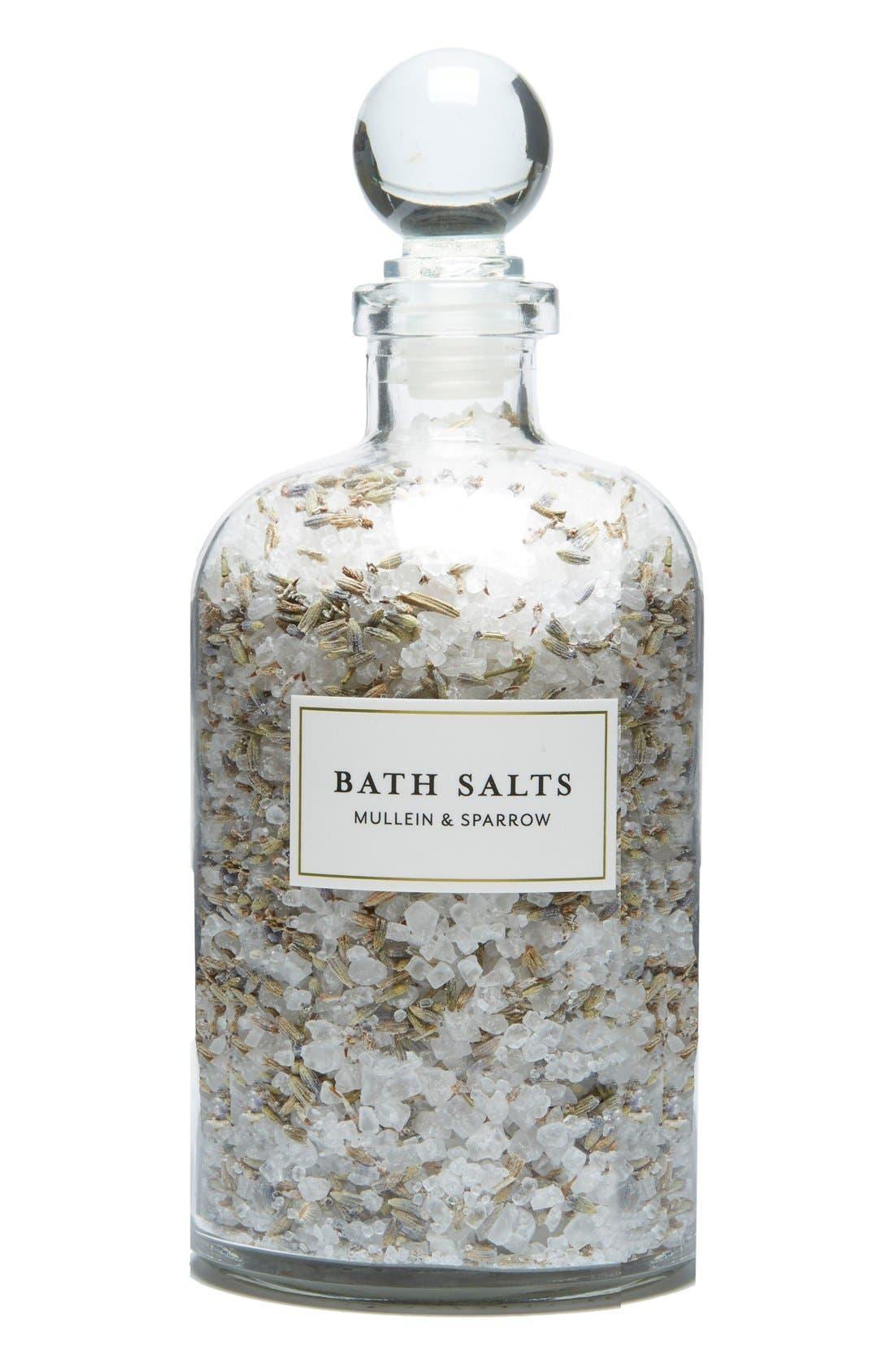 Bath Salts,                         Main,                         color, Lavender Blossom