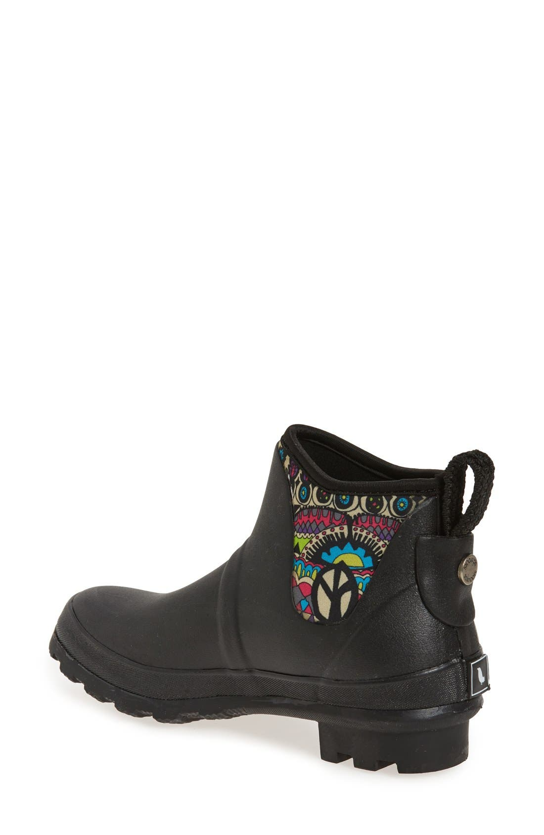 Alternate Image 2  - Sakroots Mano Waterproof Rain Boot (Women)