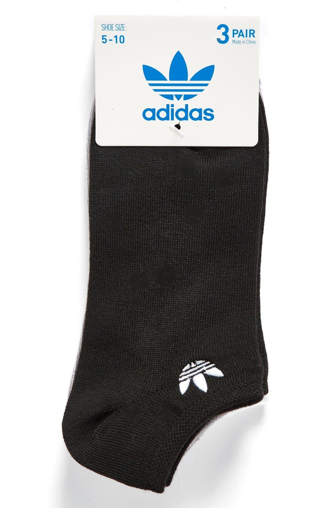 Alternate Image 2  - adidas Superlite 3-Pack Socks
