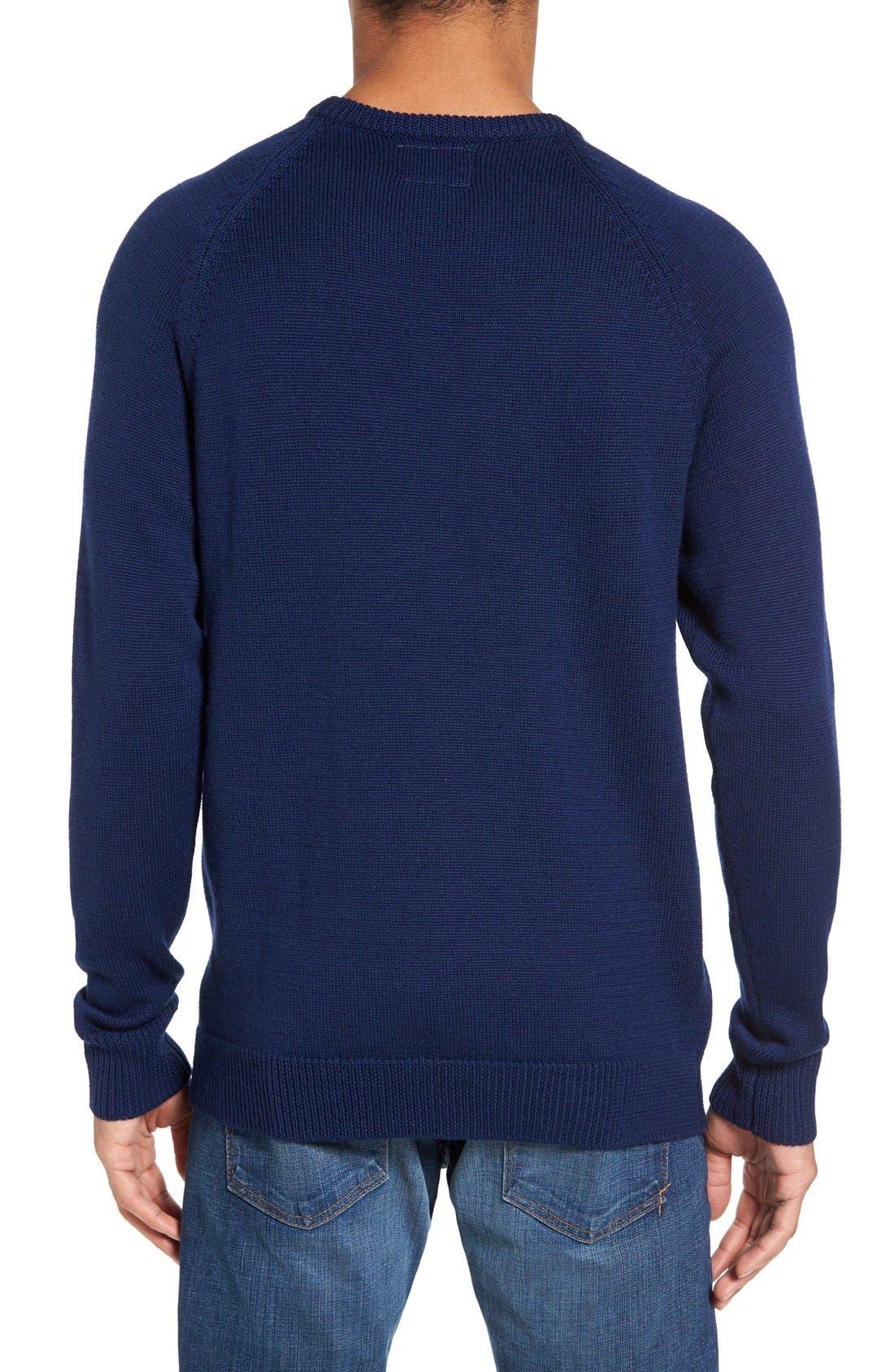 Alternate Image 2  - Hillflint Ole Miss Heritage Sweater