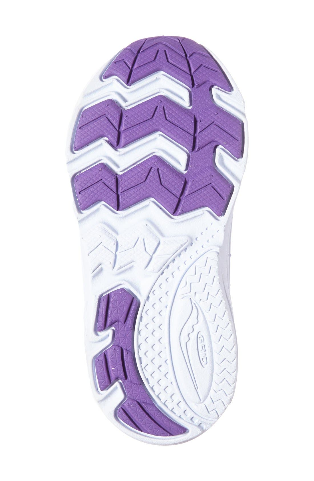 Baby Ride Sneaker,                             Alternate thumbnail 4, color,                             Purple