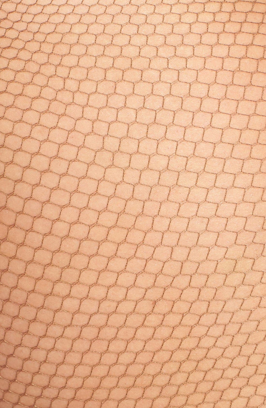 Alternate Image 2  - Berkshire Fishnet Tights (Plus Size)
