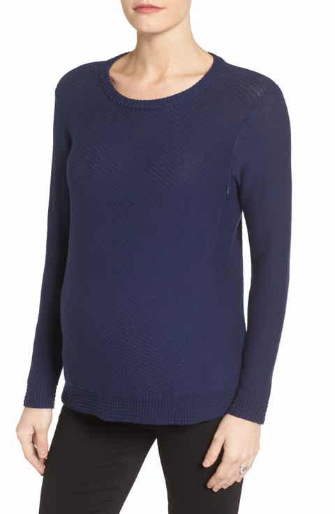 Loyal Hana Wiley Maternity/Nursing Sweatshirt