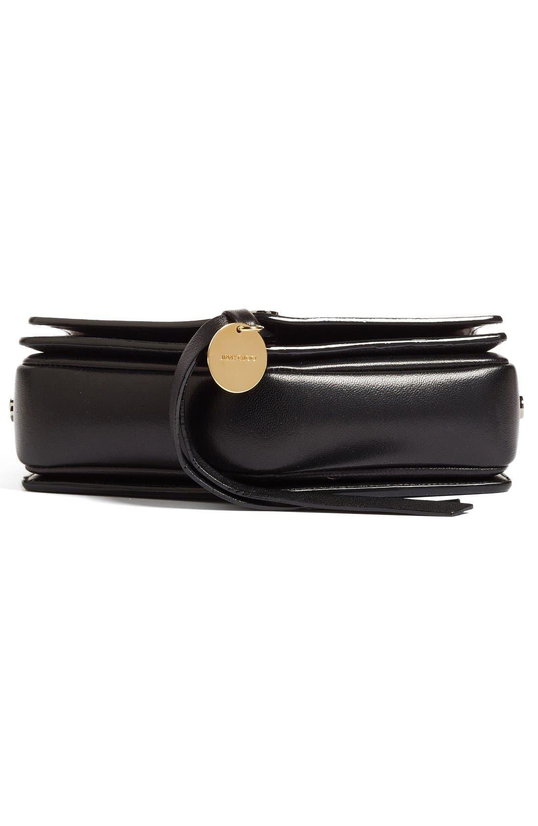 Alternate Image 6  - Jimmy Choo Arrow Leather Shoulder Bag