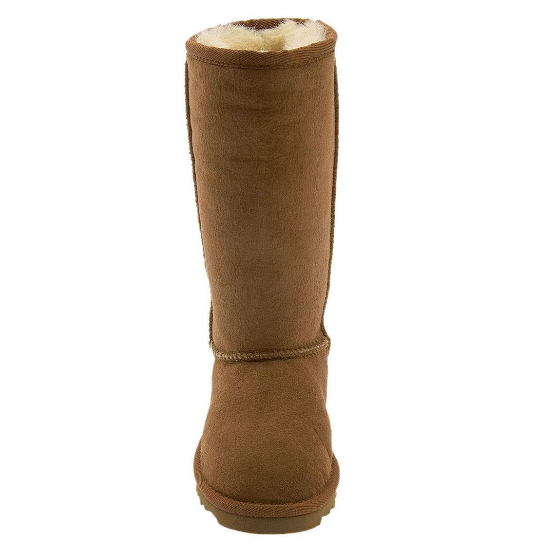 Alternate Image 3  - UGG® Classic Tall Boot (Little Kid & Big Kid)