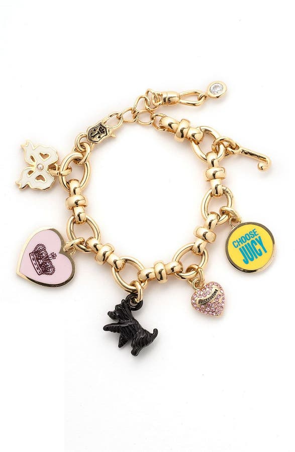 Juicy Couture Kids\' Charm Bracelet (Girls)   Nordstrom
