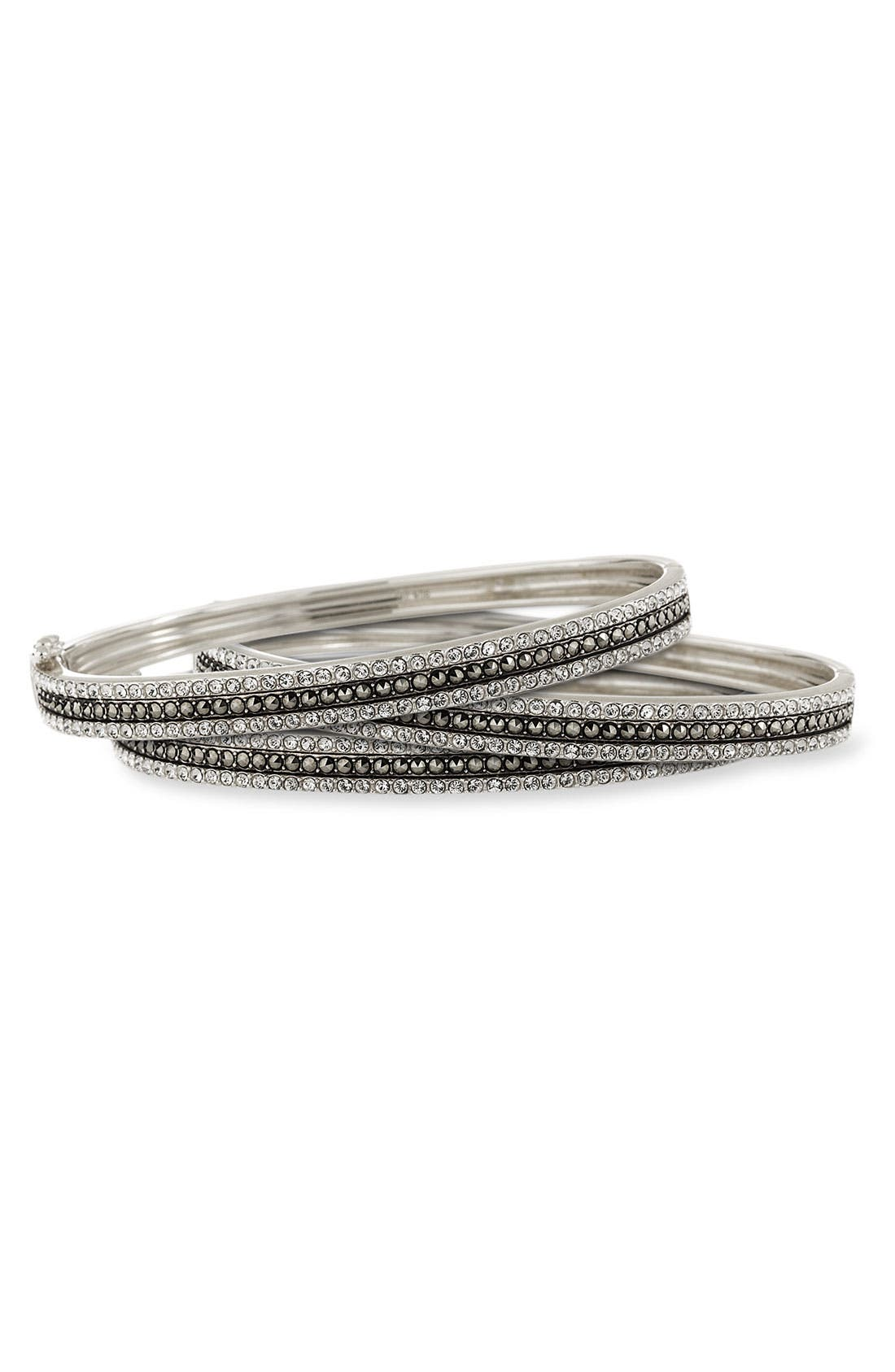 Alternate Image 2  - Judith Jack Triple Row Bangle