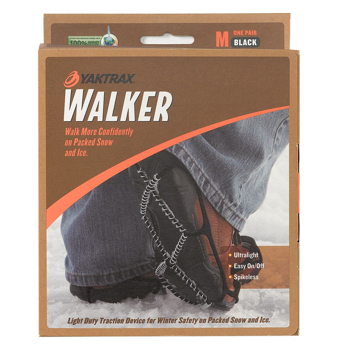 Main Image - Yaktrax® 'Walker' Traction Device