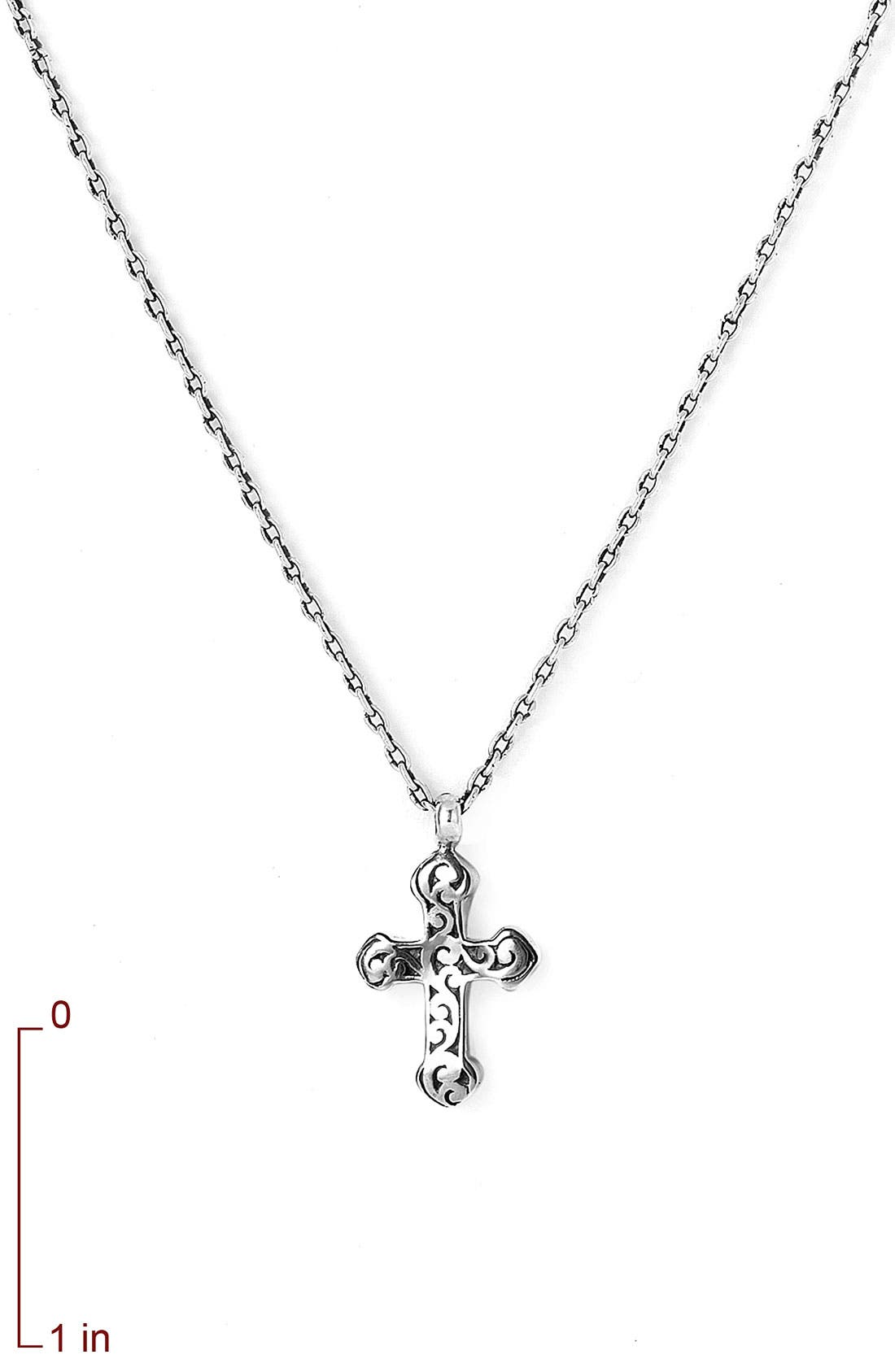 Alternate Image 4  - Lois Hill Reversible Cross Necklace