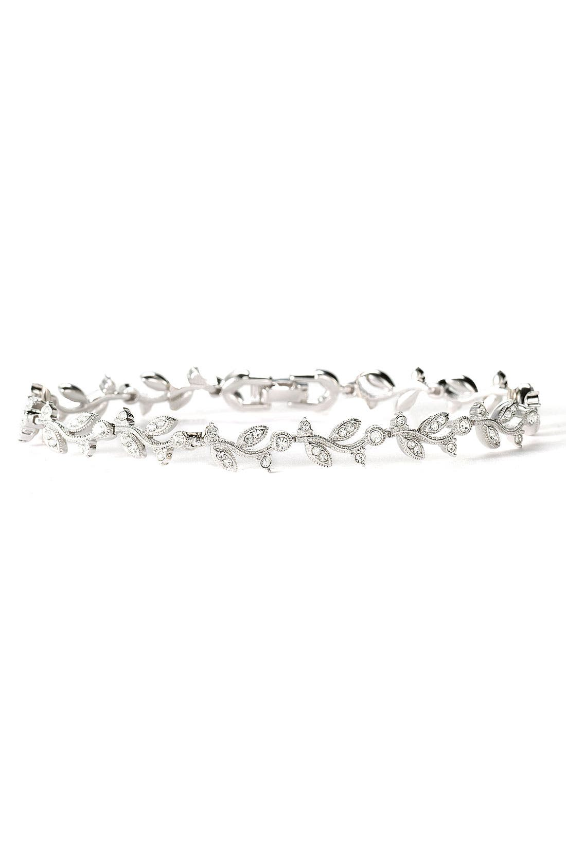 Alternate Image 1 Selected - Nadri 'Nouveau Vine' Bracelet