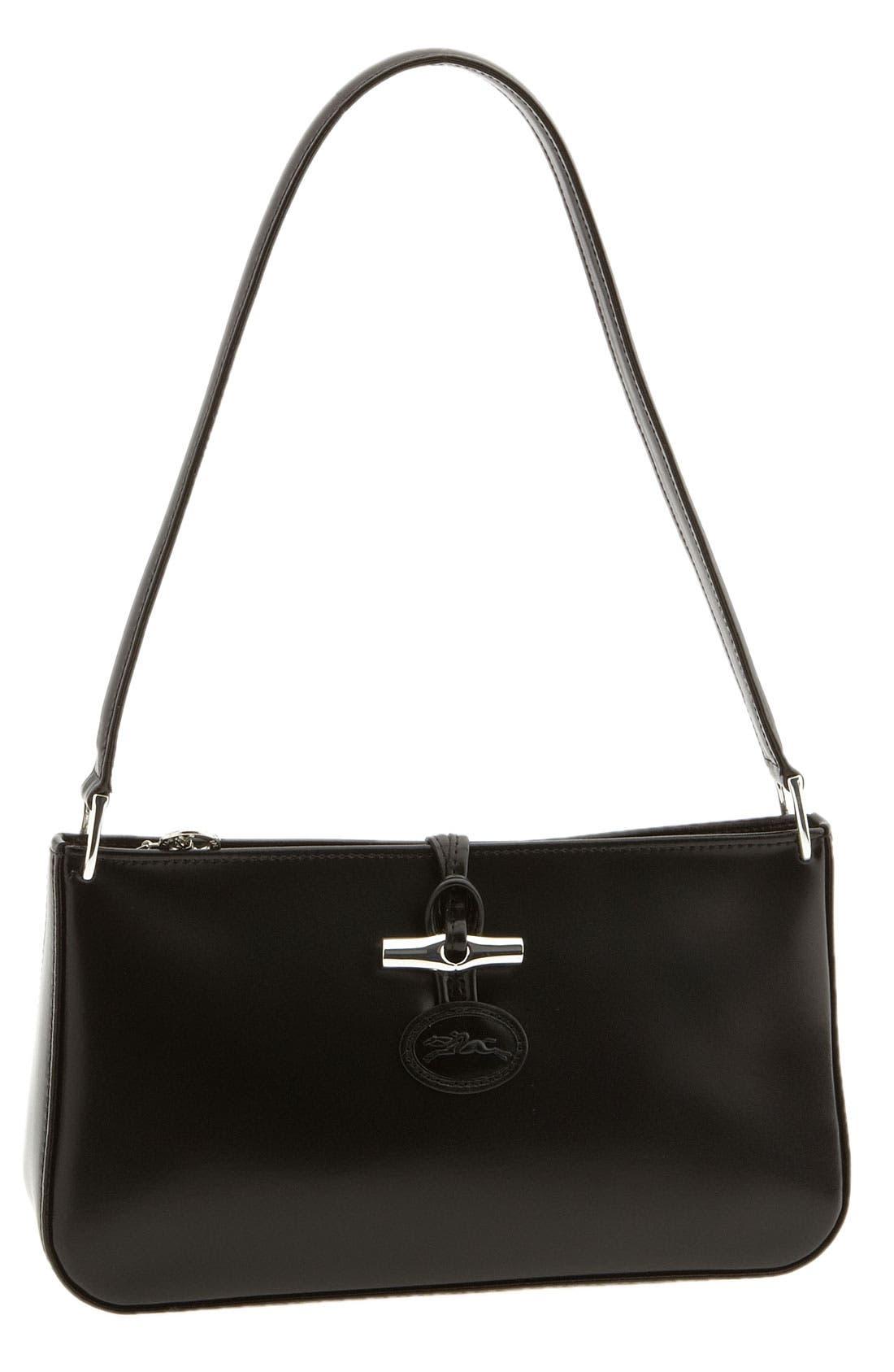 Alternate Image 1 Selected - Longchamp 'Roseau' Shoulder Bag, Small