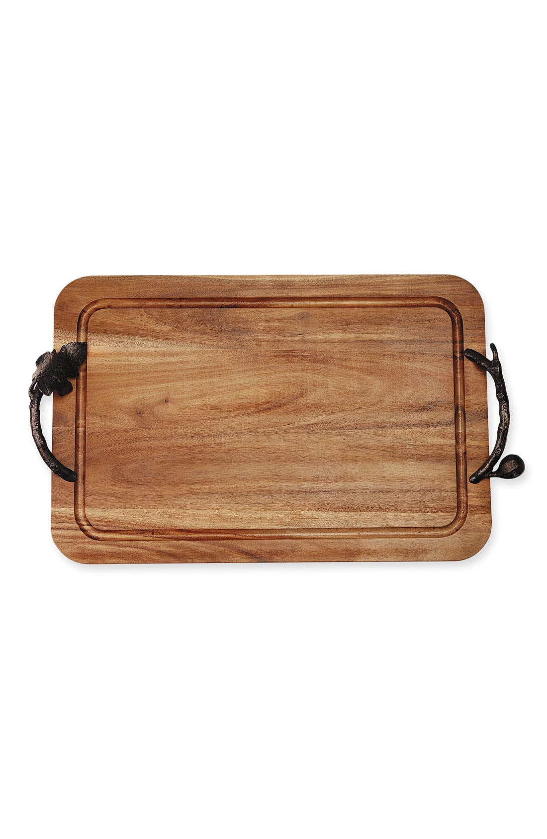Alternate Image 1 Selected - Michael Aram 'Fig Leaf' Carving Board