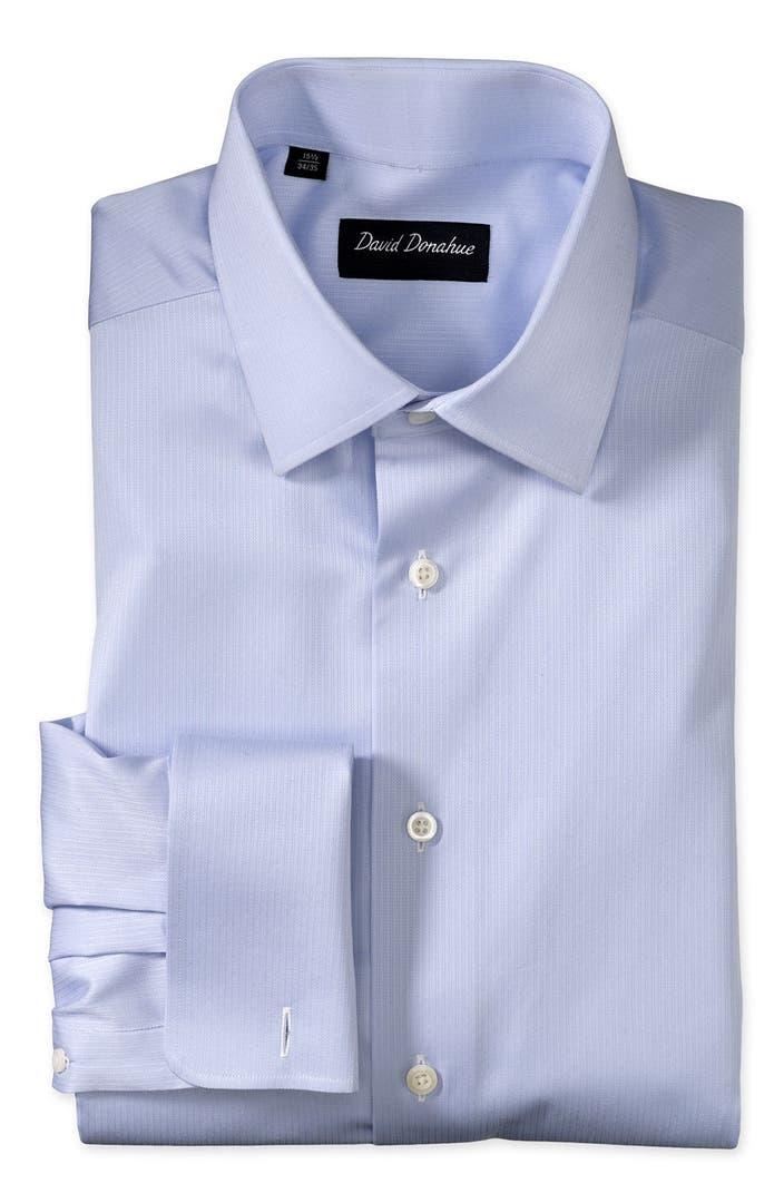 David Donahue Regular Fit Dress Shirt Nordstrom