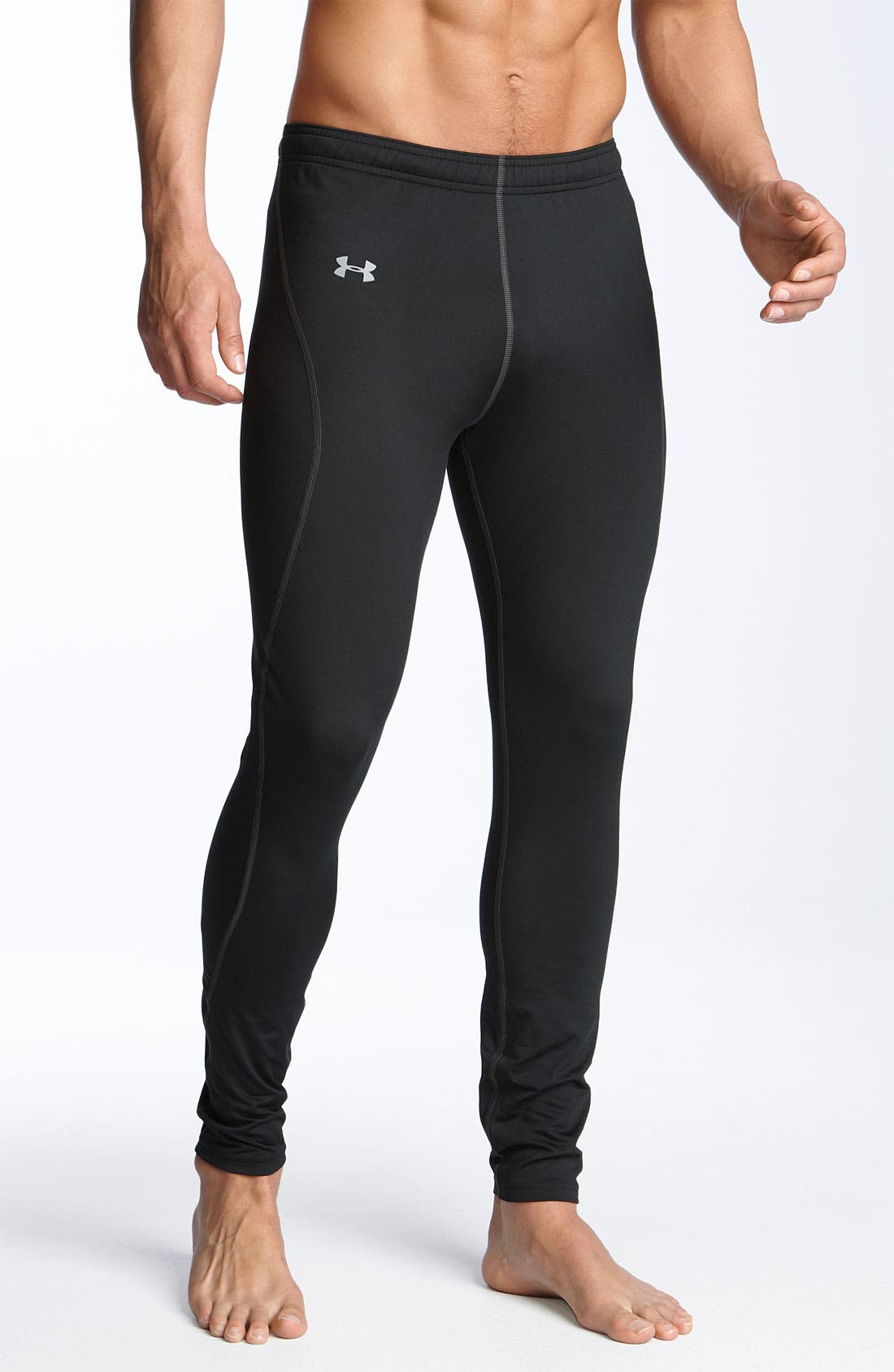 Alternate Image 1 Selected - Under Armour ColdGear® Leggings