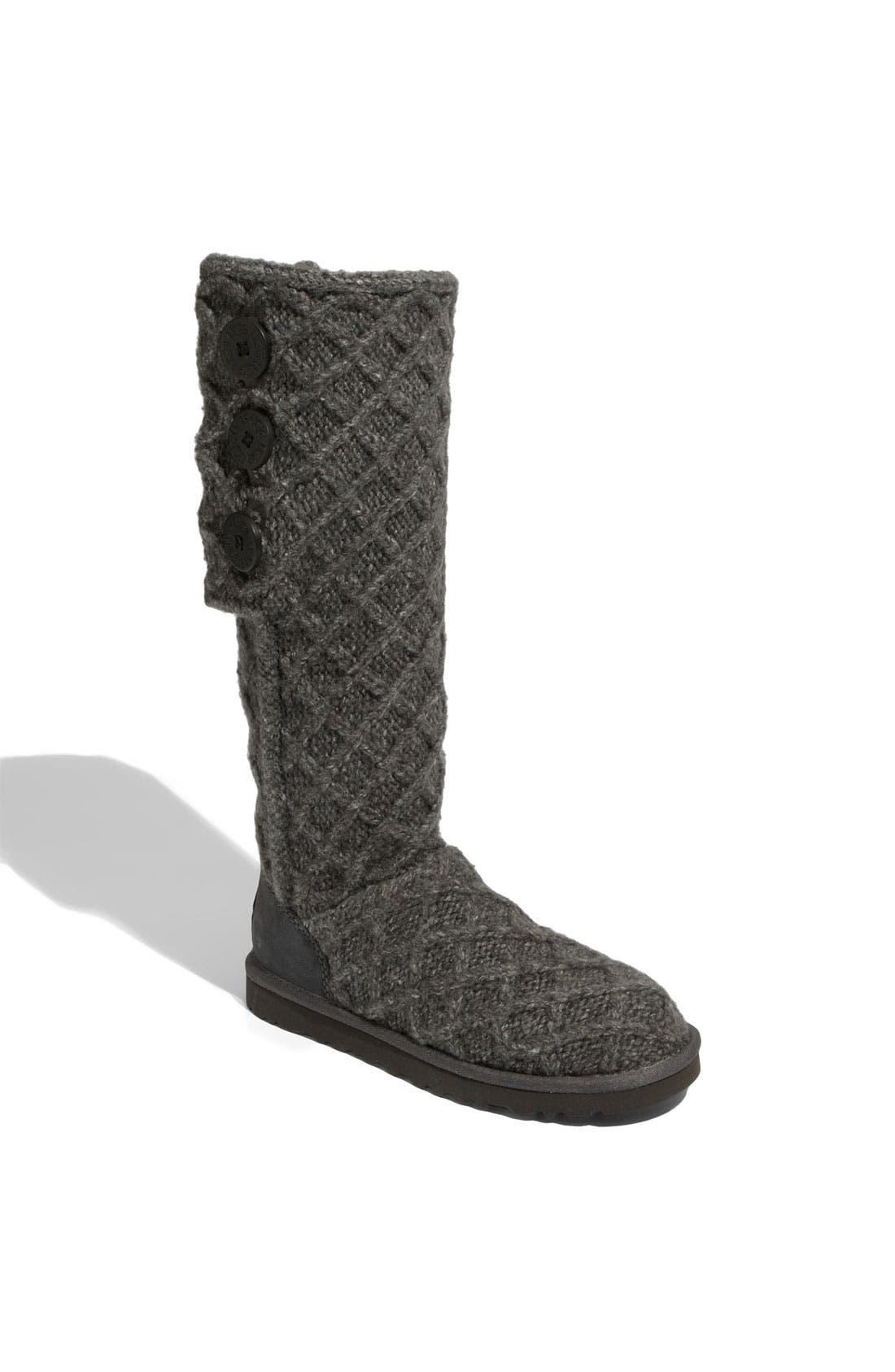 UGG® Australia 'Lattice Cardy' Boot (Women)