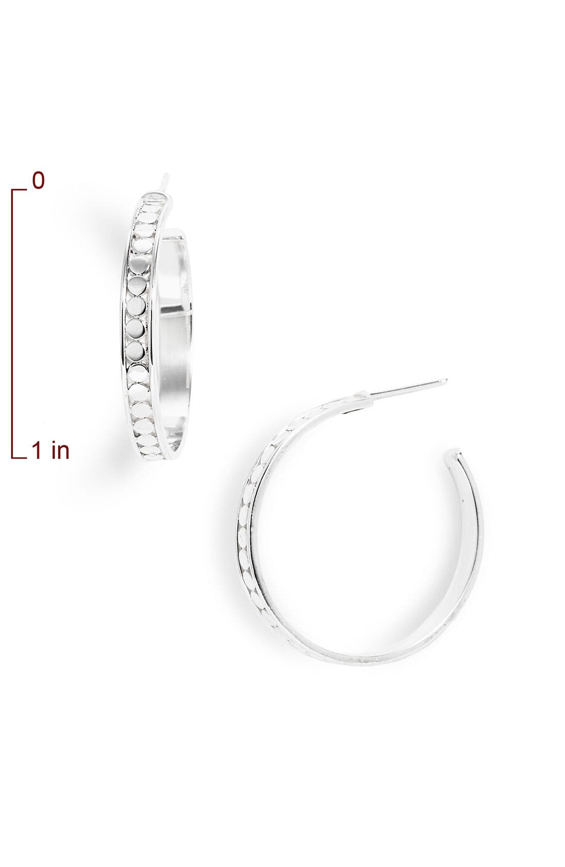 Alternate Image 2  - Anna Beck 'Bali' Hoop Earrings