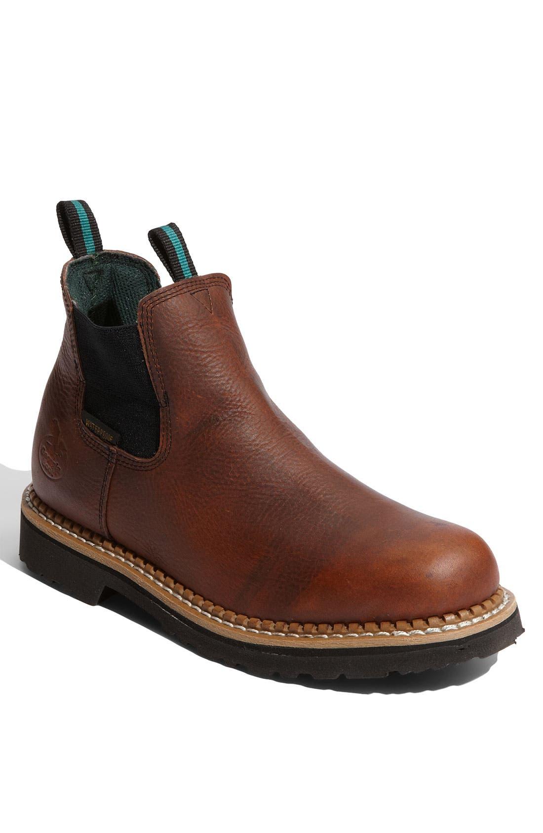 Alternate Image 1 Selected - Georgia Boot 'Romeo' Waterproof Boot