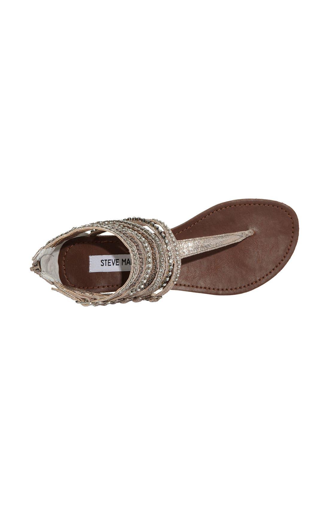 Alternate Image 3  - Steve Madden 'Simple' Leather Sandal