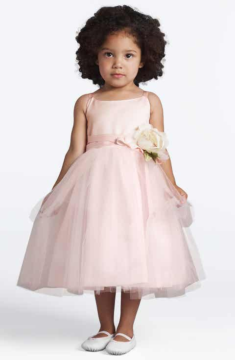 Flower girl dresses accessories nordstrom us angels tulle ballerina dress baby girls toddler girls little girls big mightylinksfo
