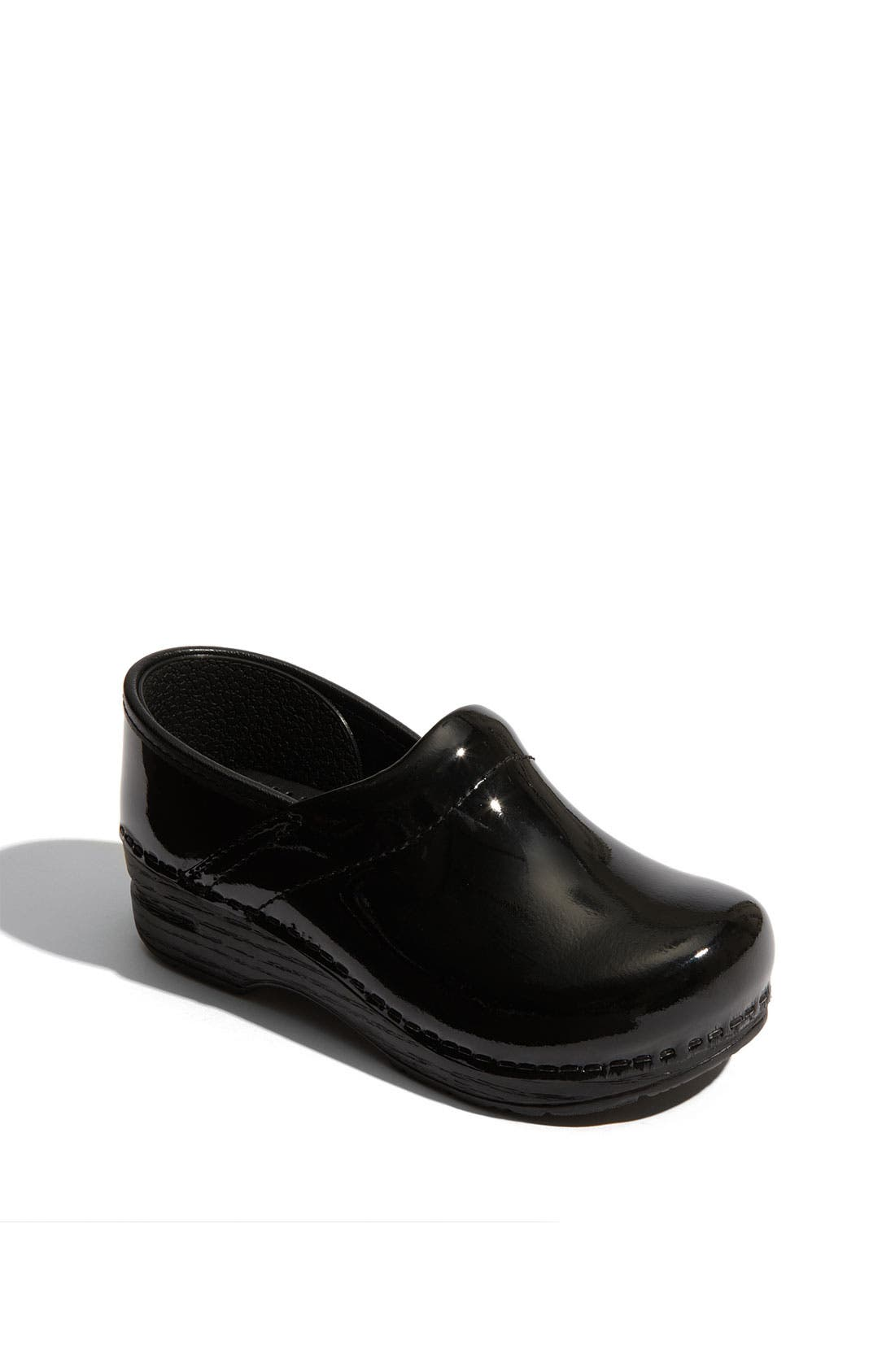 Alternate Image 1 Selected - Dansko 'Gitte' Clog (Toddler, Little Kid & Big Kid)