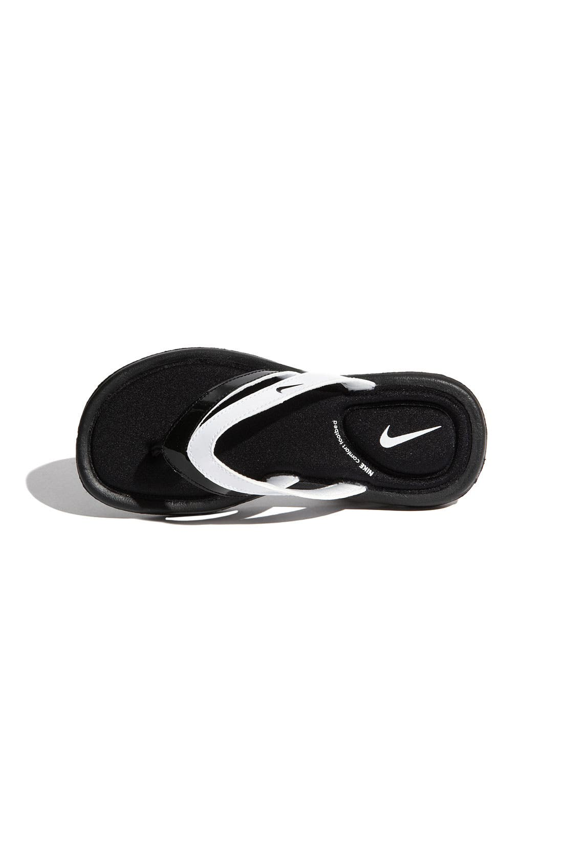 Alternate Image 3  - Nike 'Comfort' Thong Sandal (Toddler, Little Kid & Big Kid)