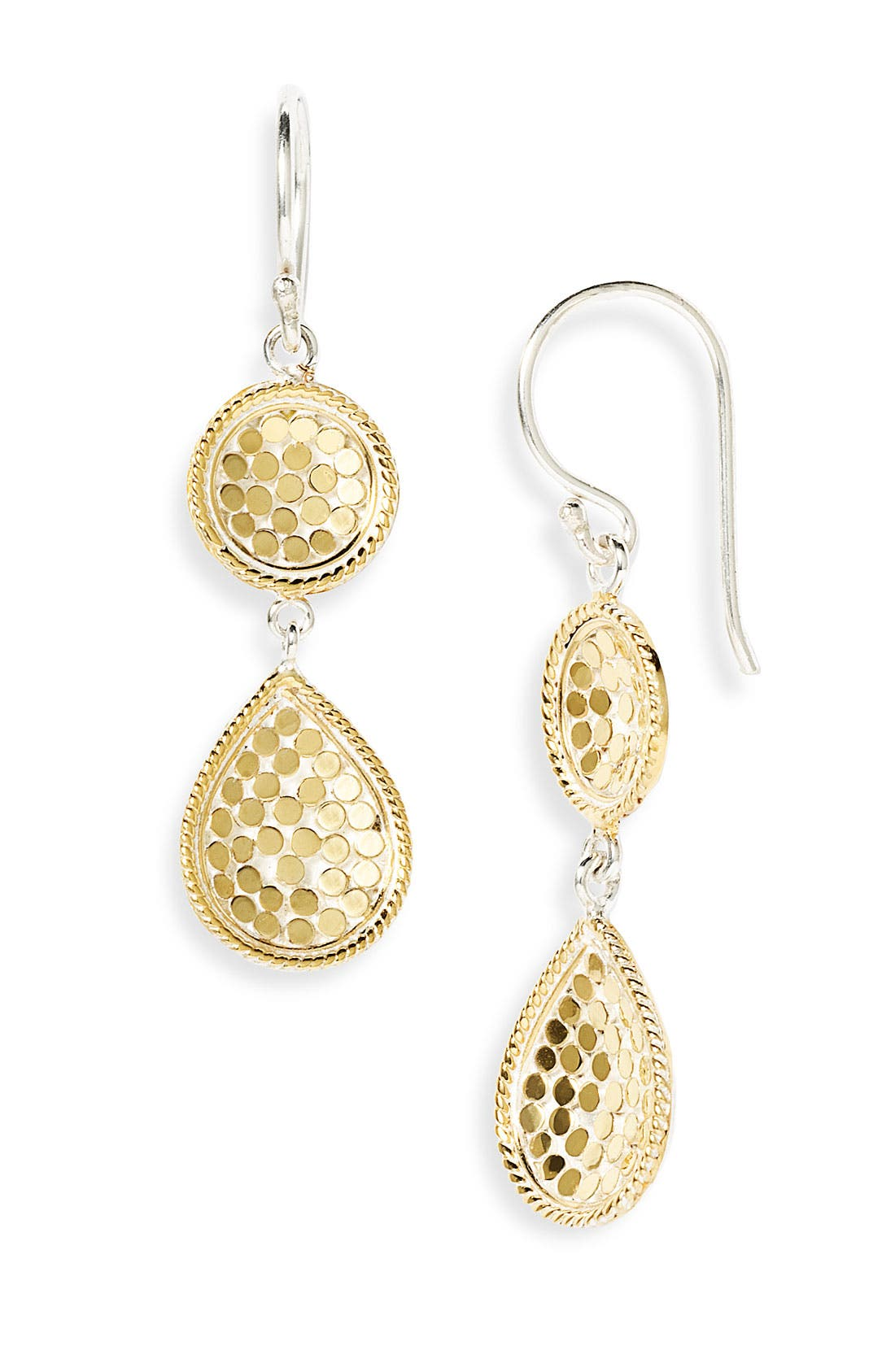 Alternate Image 1 Selected - Anna Beck 'Gili' Double Drop Earrings