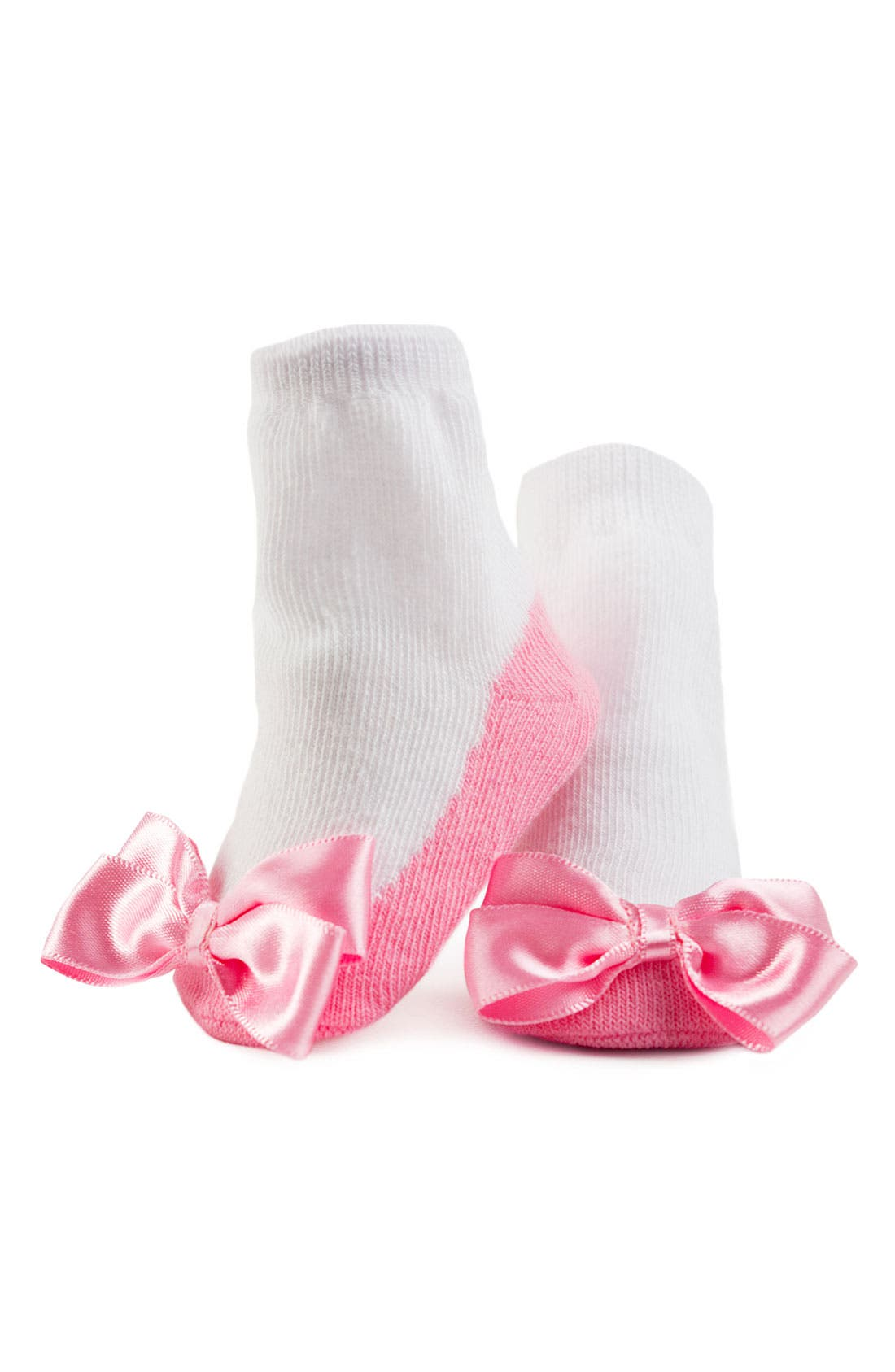 Alternate Image 2  - Trumpette Socks (Baby Girls)
