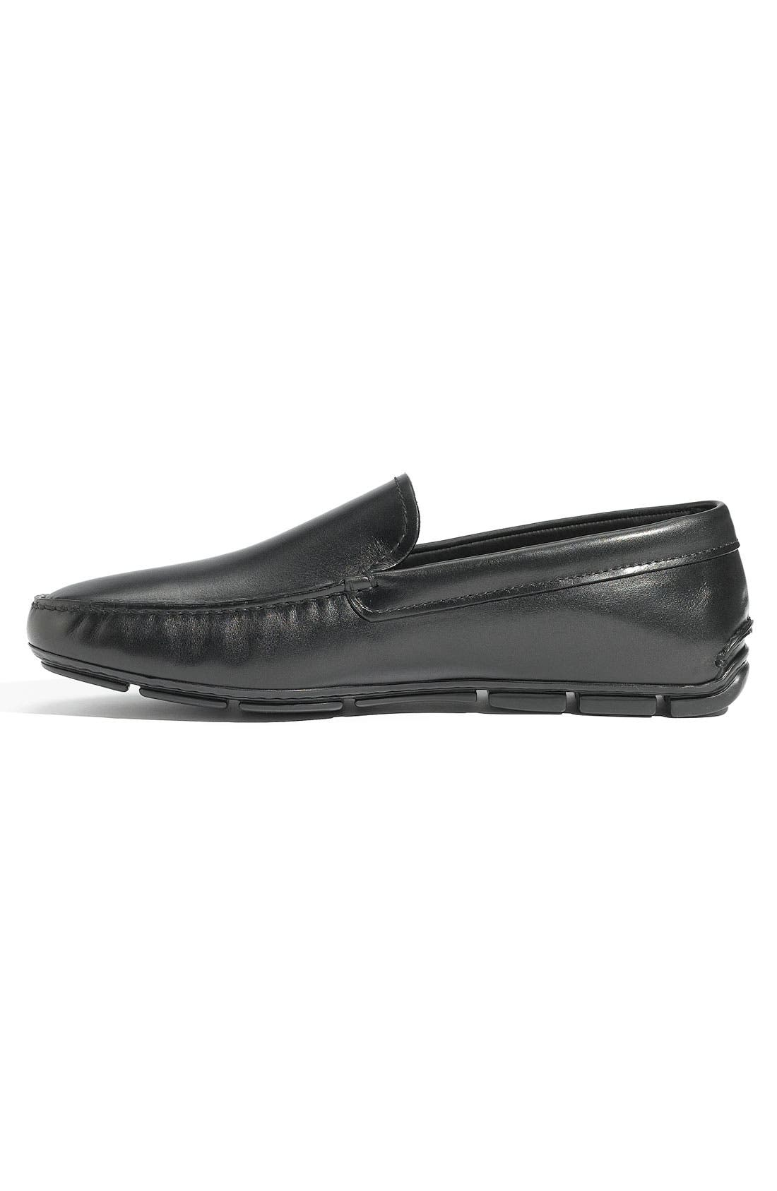 Alternate Image 2  - Prada Leather Driving Shoe (Men)