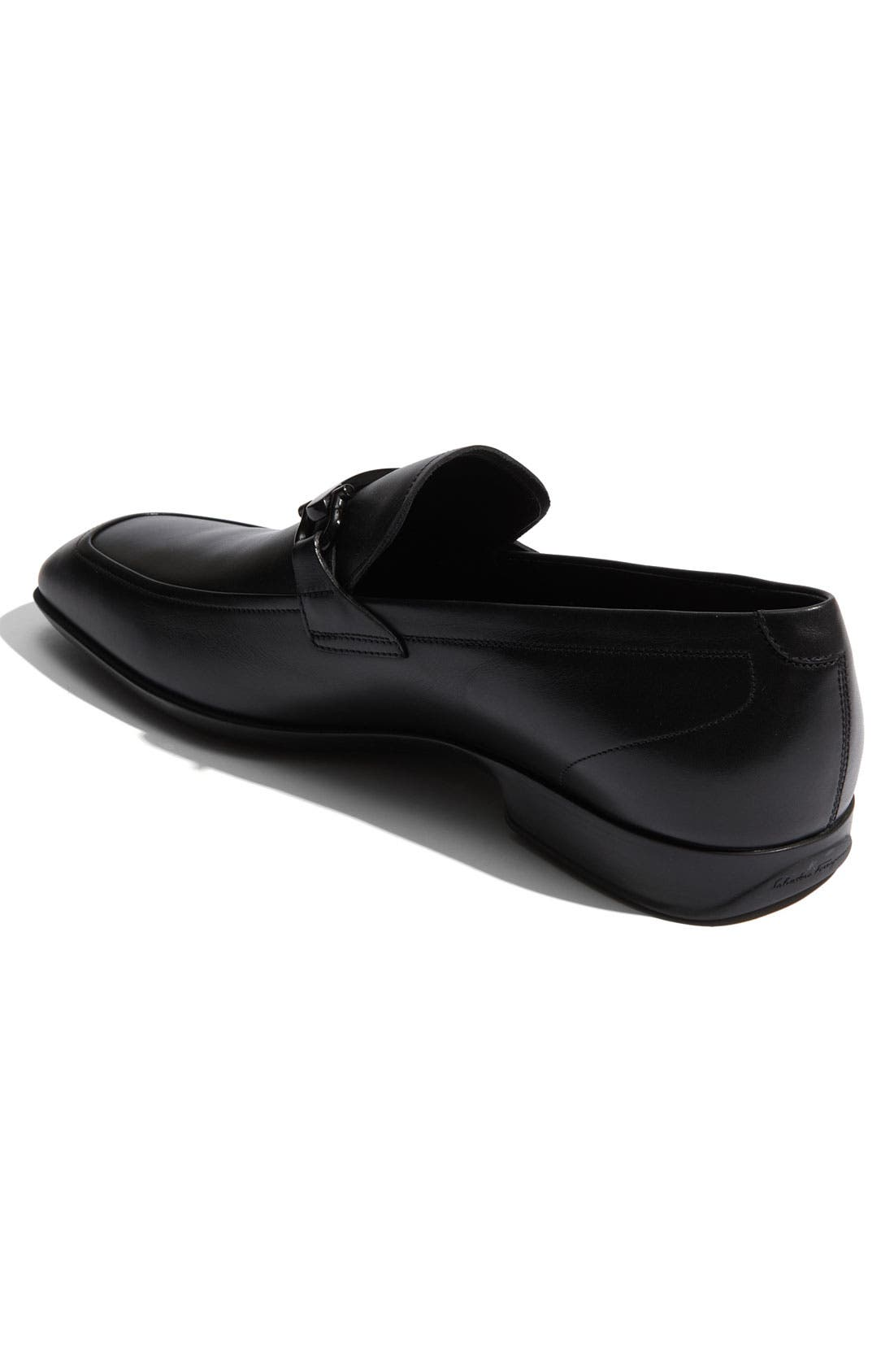 Alternate Image 2  - Salvatore Ferragamo 'Crown' Loafer