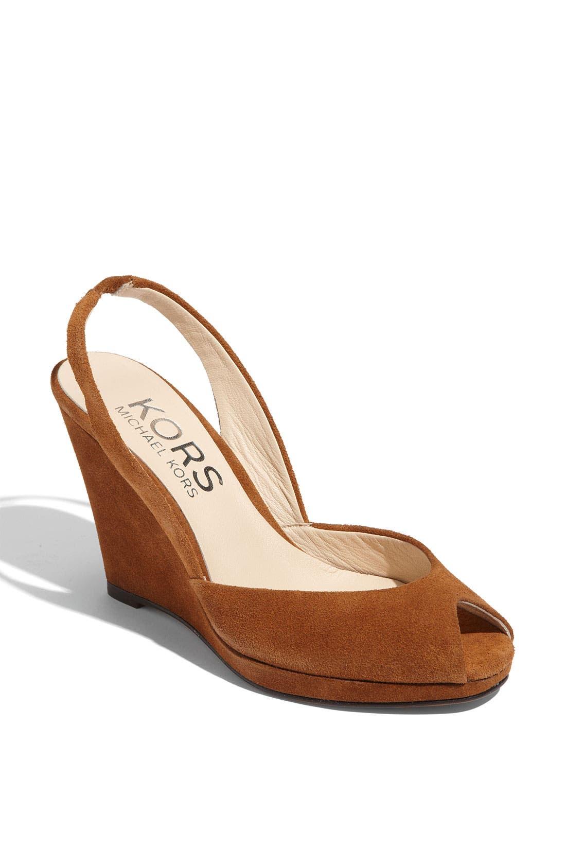 Main Image - KORS Michael Kors 'Vivian' Sandal