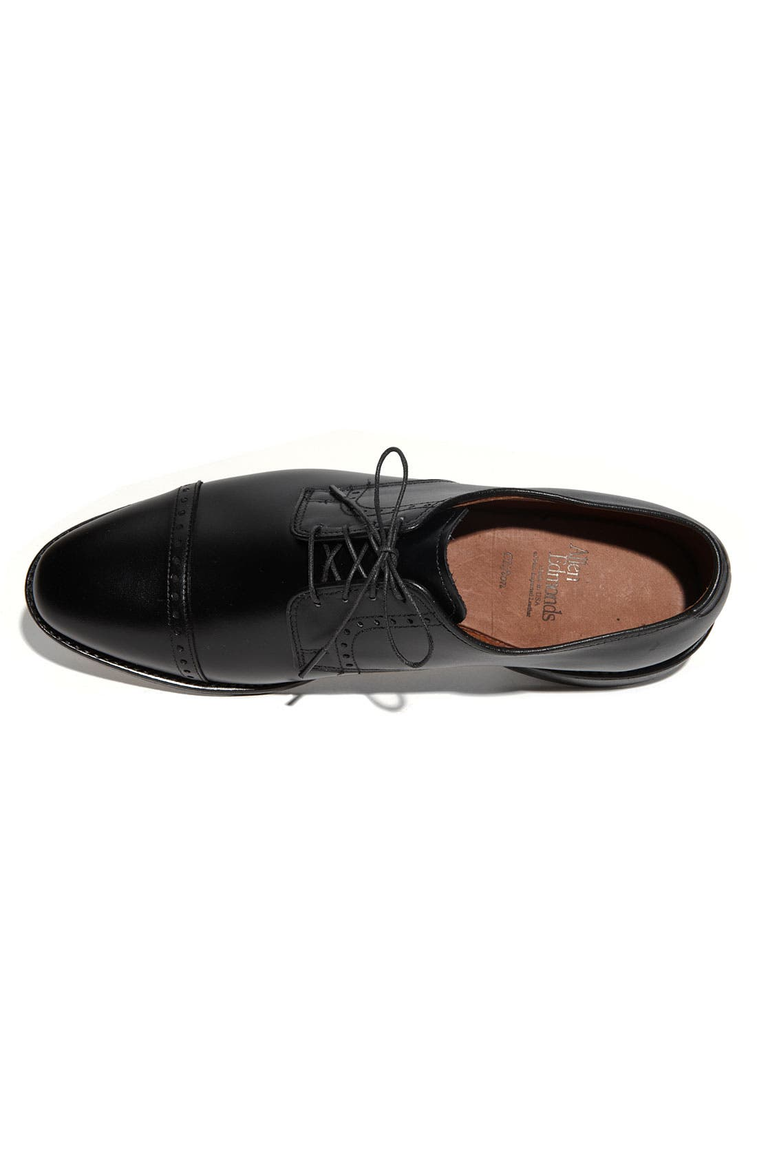 'Clifton' Blucher,                             Alternate thumbnail 3, color,                             Black