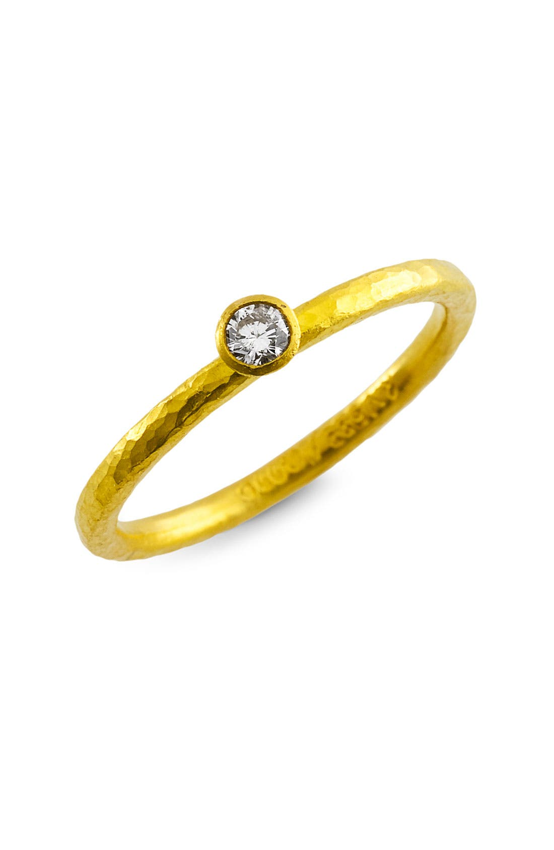 Alternate Image 1 Selected - Gurhan Stackable Diamond Ring