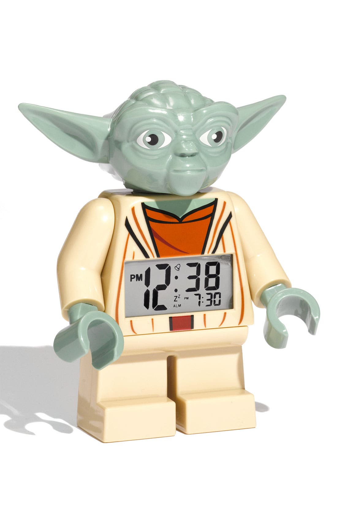 Alternate Image 1 Selected - LEGO® 'Yoda™' Alarm Clock