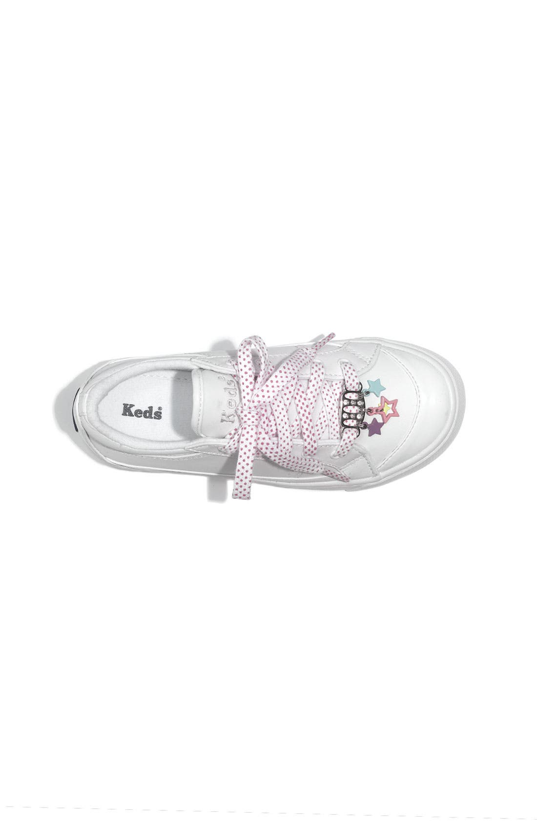 Alternate Image 3  - Keds® 'Taylor' Lace Sneaker (Toddler, Little Kid & Big Kid)