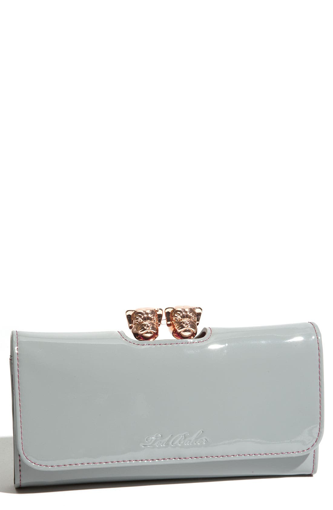 Main Image - Ted Baker London 'Roverz Bobble' Matinee Wallet