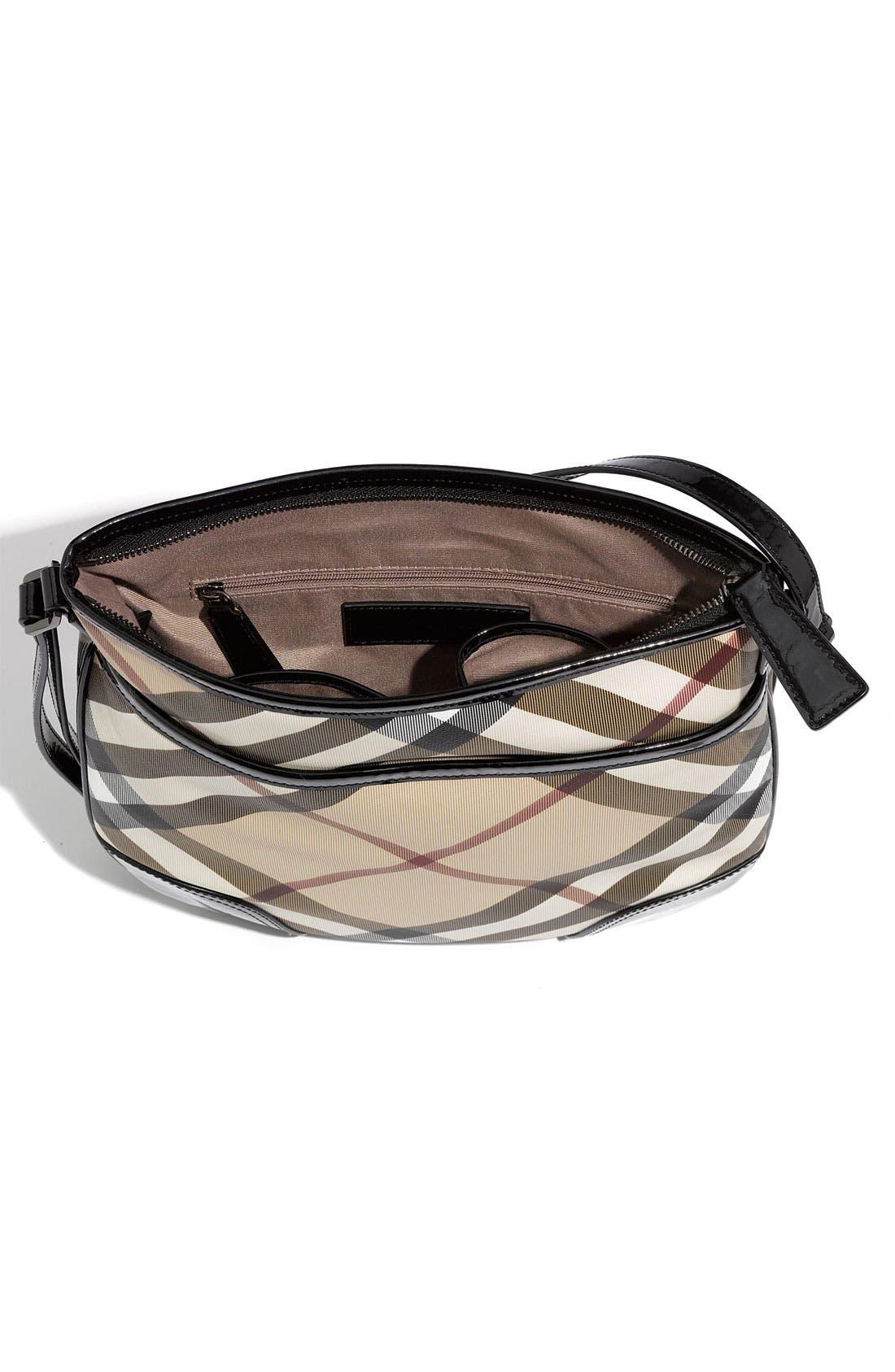 Alternate Image 3  - Burberry 'Nova Check' Crossbody Bag